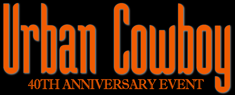 Urban Cowboy 40th Anniv Event